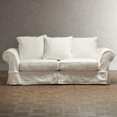 Pottery Barn Sofa For Sale By Owner Brown Leather Office Charleston Slipcovered Decor Look Alikes