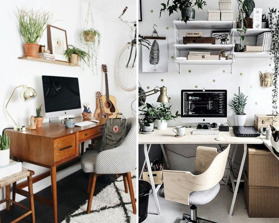 Domowe Biuro Półki Decormint Blog
