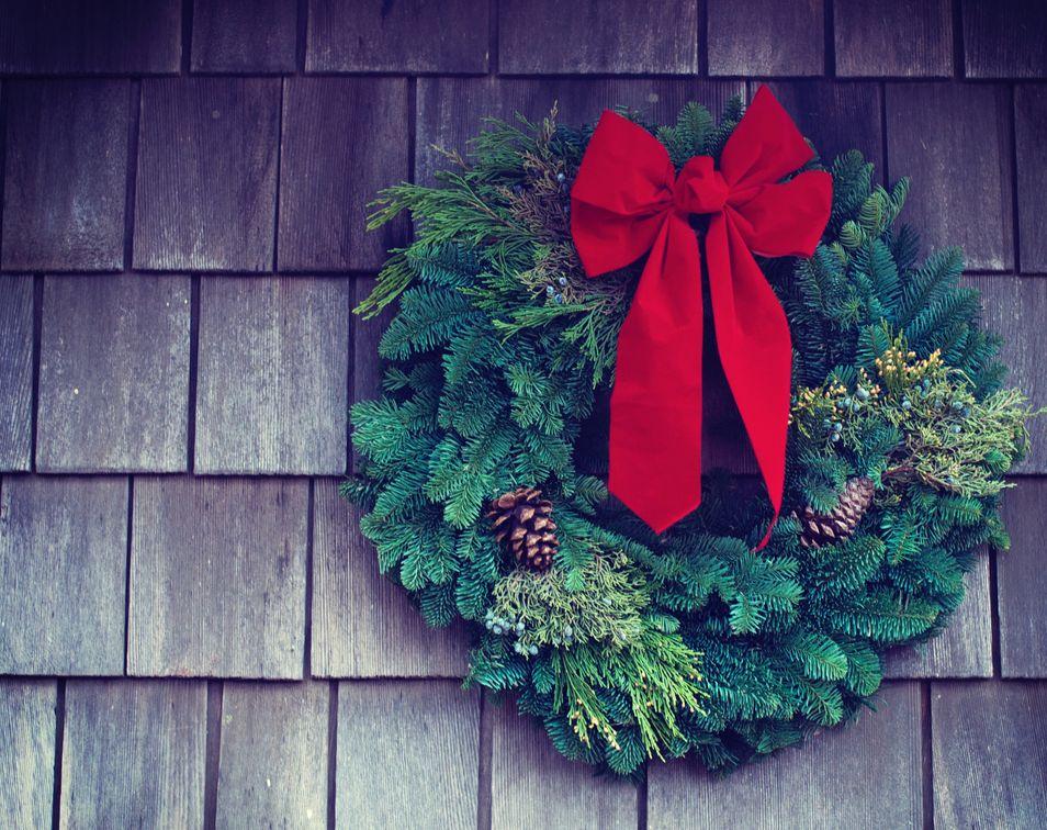 dekoracje świąteczne w stylu skandynawskim do mieszkania