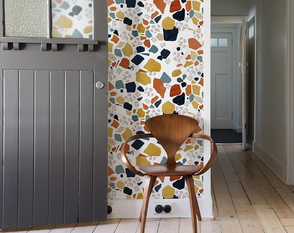 dekoracje z betonem i marmurem do mieszkania w każdym stylu