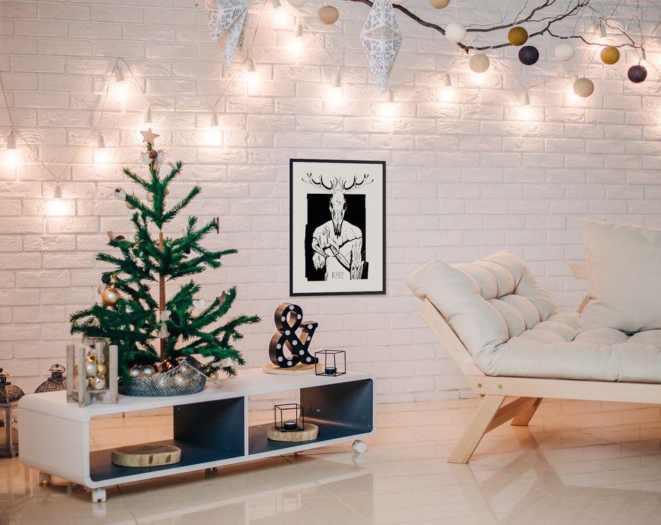 saga-o-wiedźminie-dekoracje-do-salonu