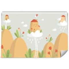 bajkowa-kraina-fototapeta-pokoj-dziecka-dekoracje-na-sciane