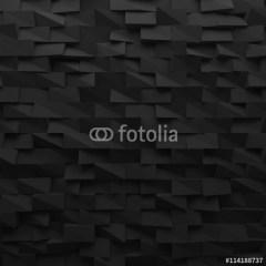 czarna-tekstura-3d