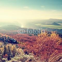 fototapeta-krajobraz-horyzont-wschod-slonca