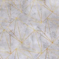 fototapeta-wabi-sabi-geometryczna-zlota-dekoracja-scienna