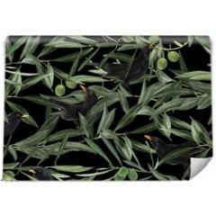 gaje-oliwne-fototapeta