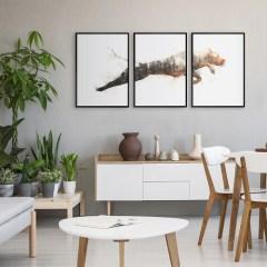 galeria-na-sciane-podwojna-ekspozycja-las