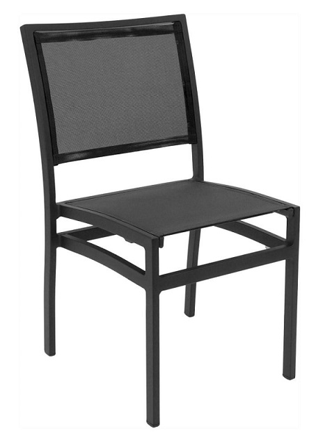 outdoor restaurant chairs t4 pedicure chair 05 black furniture stacking