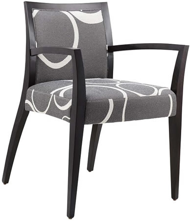 upholstered arm dining chair revolving parts delhi