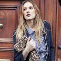 紺ブレザー・ネイビージャケットの素敵な着こなし。レディースコーデ集