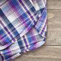 シャツの裾結び・おしゃれなコーディネート集【結び方・着こなし】