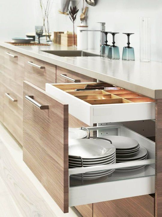 kitchen cabinet system by IKEA