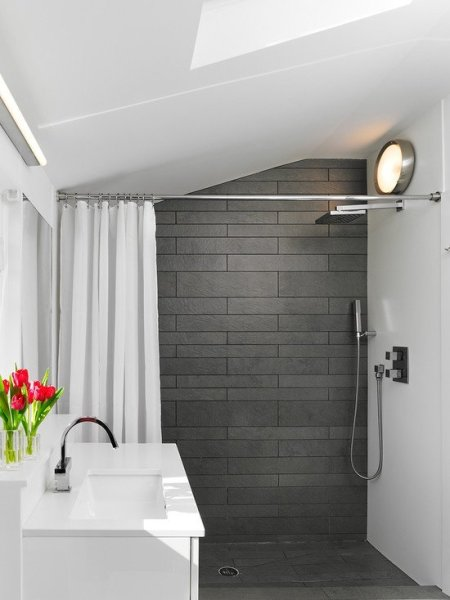 modern bathroom shower design ideas Small but Modern Bathroom Design Ideas