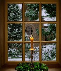 Christmas Decorations for your Windows