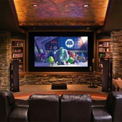 Dark Purple Living Room Ideas Best Wall Color For 2017 Turn Your Into A Mini Home Theatre