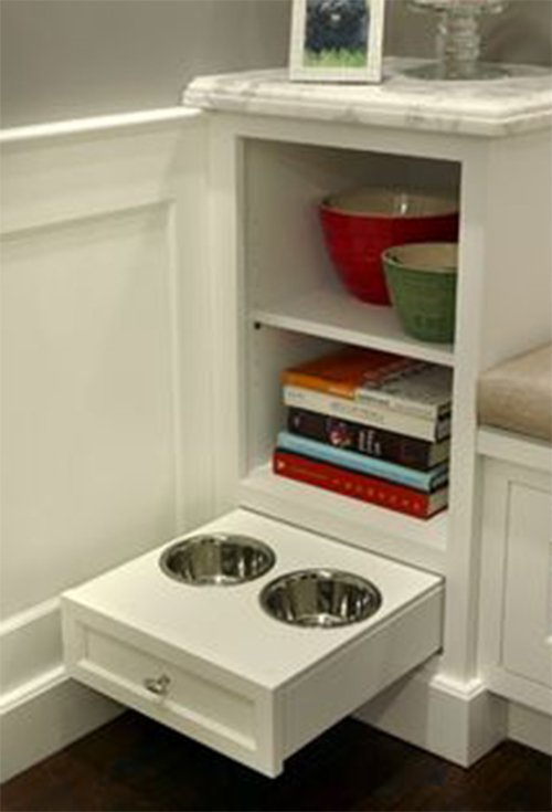 making a kitchen island from cabinets high top tables 5 tips for hidden storage