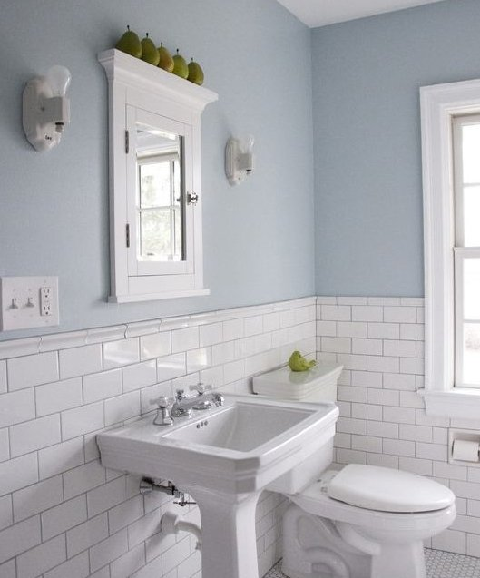 Top 10 Blue Bathroom Design Ideas