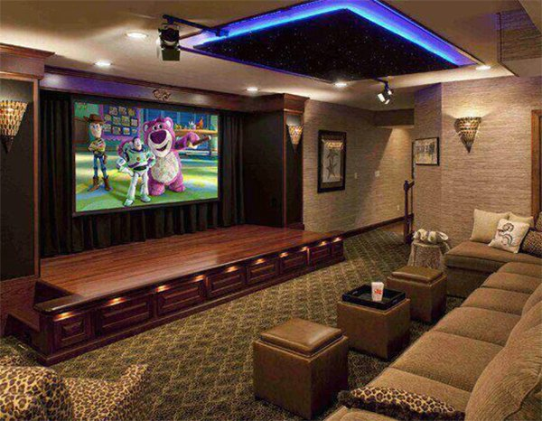 The Living Room Theater