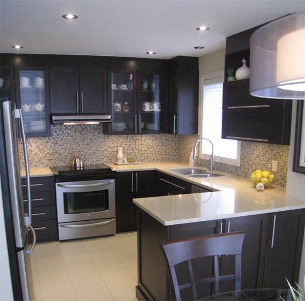 Galley Kitchen Designs Gallery