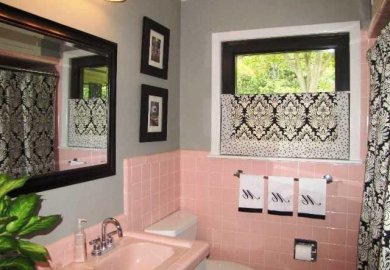 Small Bathrooms Makeover