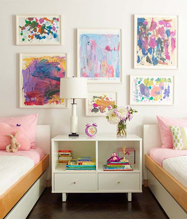 bedroom design idea for your twins