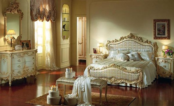 Victorian Bedroom Decoration Design Style Theme A Master Designed In