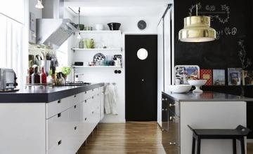 chic kitchen decoration idea 14