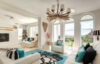 Living Room Decoration Ideas for Summer Houses