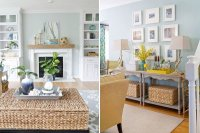 Comfy Home Decoration With Coastal Style