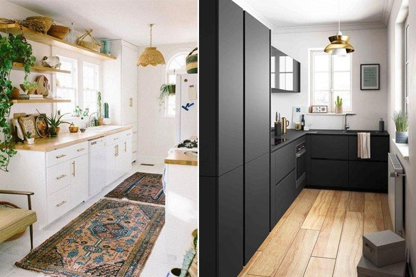 20 Creative Decoration Ideas For Small Kitchens