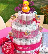 13 Easy cake decorating ideas for baby shower | Decor Or ...