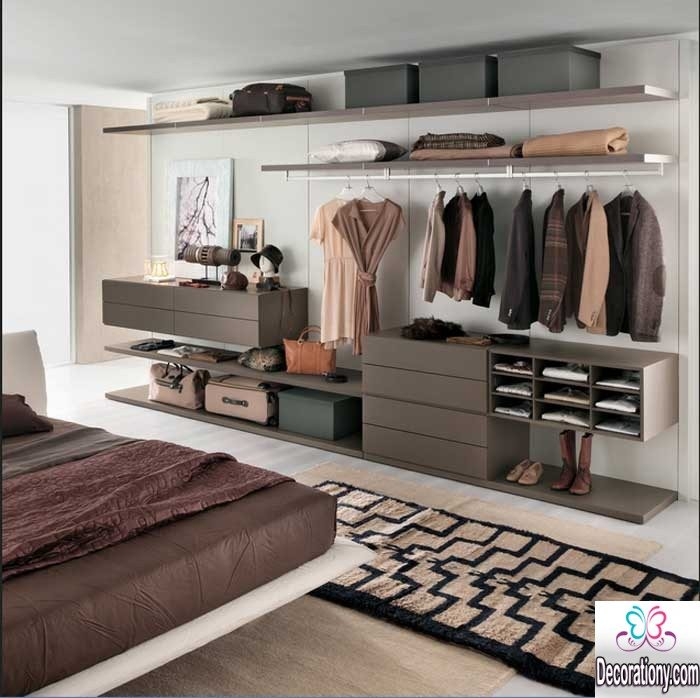 Best Small Bedroom Ideas and Smart Storage Units  Decor