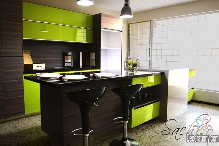 paint colors kitchen hood fire suppression system installation 53 best color ideas 2018 2019 lime green and brown