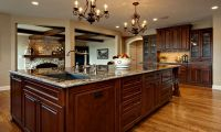 Large Kitchen Island Designs and Plans | Decor Or Design