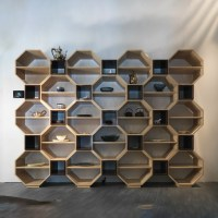 Hexagonal Wall Shelf Ideas 2018 | Decor Or Design