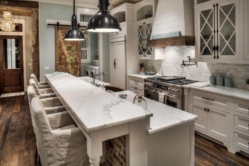 what color cabinets for a small kitchen island designs with seating kitchens glass