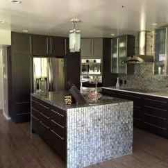 Round Glass Kitchen Table Color Choices For Cabinets Backsplash Ideas