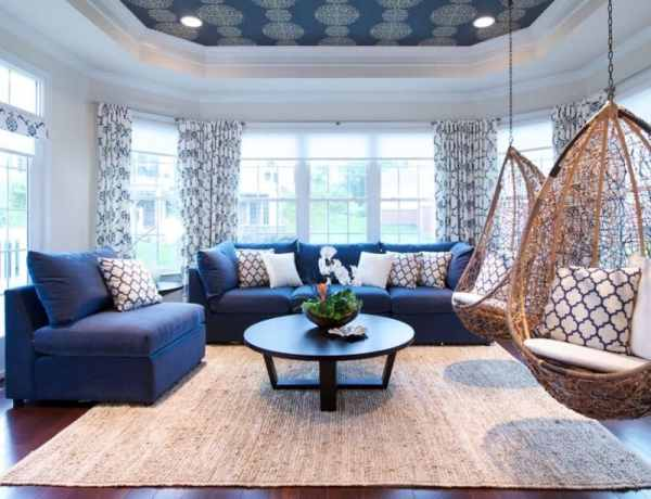 zillow design living room ideas Living Room with Earth Tones