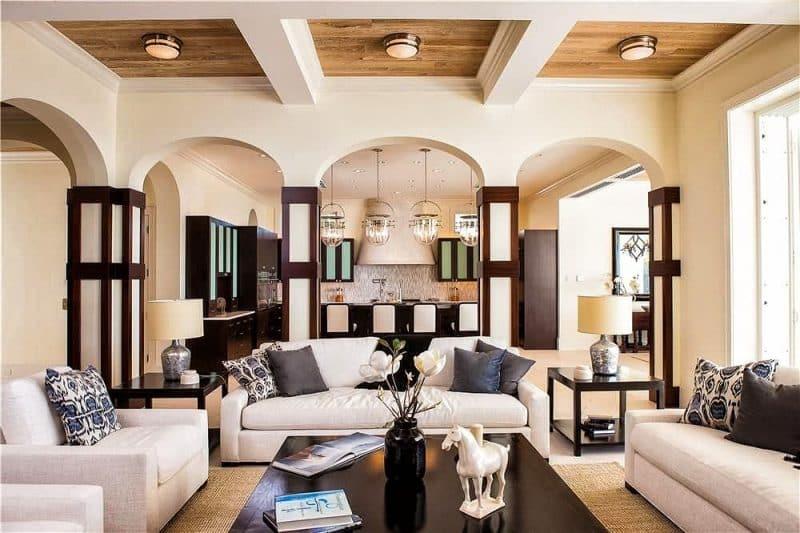 27 OpenConcept Living Room Designs  Dcor Outline