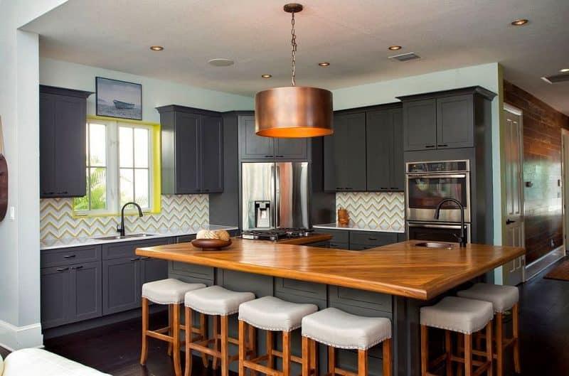 27 Ideas For Kitchen Backsplashes D 233 Cor Outline