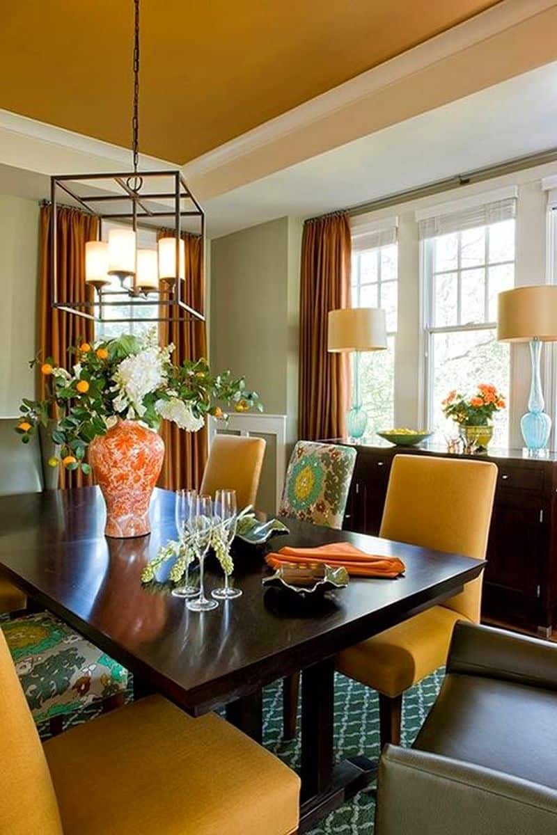 Dining Room Color Ideas