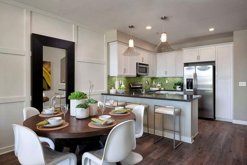 27 Small Kitchen-Dining Room Combo Ideas | Décor Outline