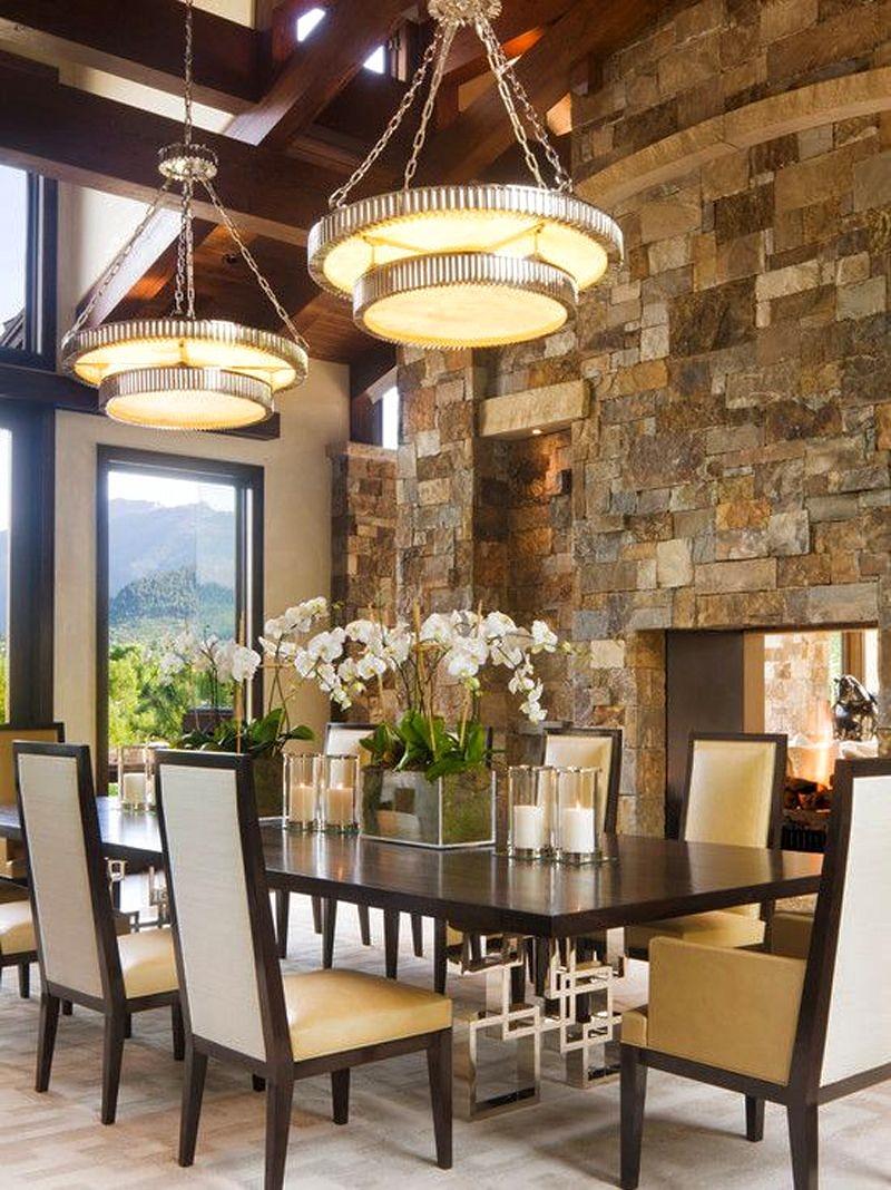 27 Gorgeous Dining Room Design Ideas D 233 Cor Outline
