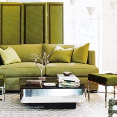 Small Living Room Sofa Color Richmond Which Colour Should You Buy Maria Killam I Love Green It Would Be My Second Choice For A Just Like In This Loft Decorated One Of Clients S Also Great Paired With