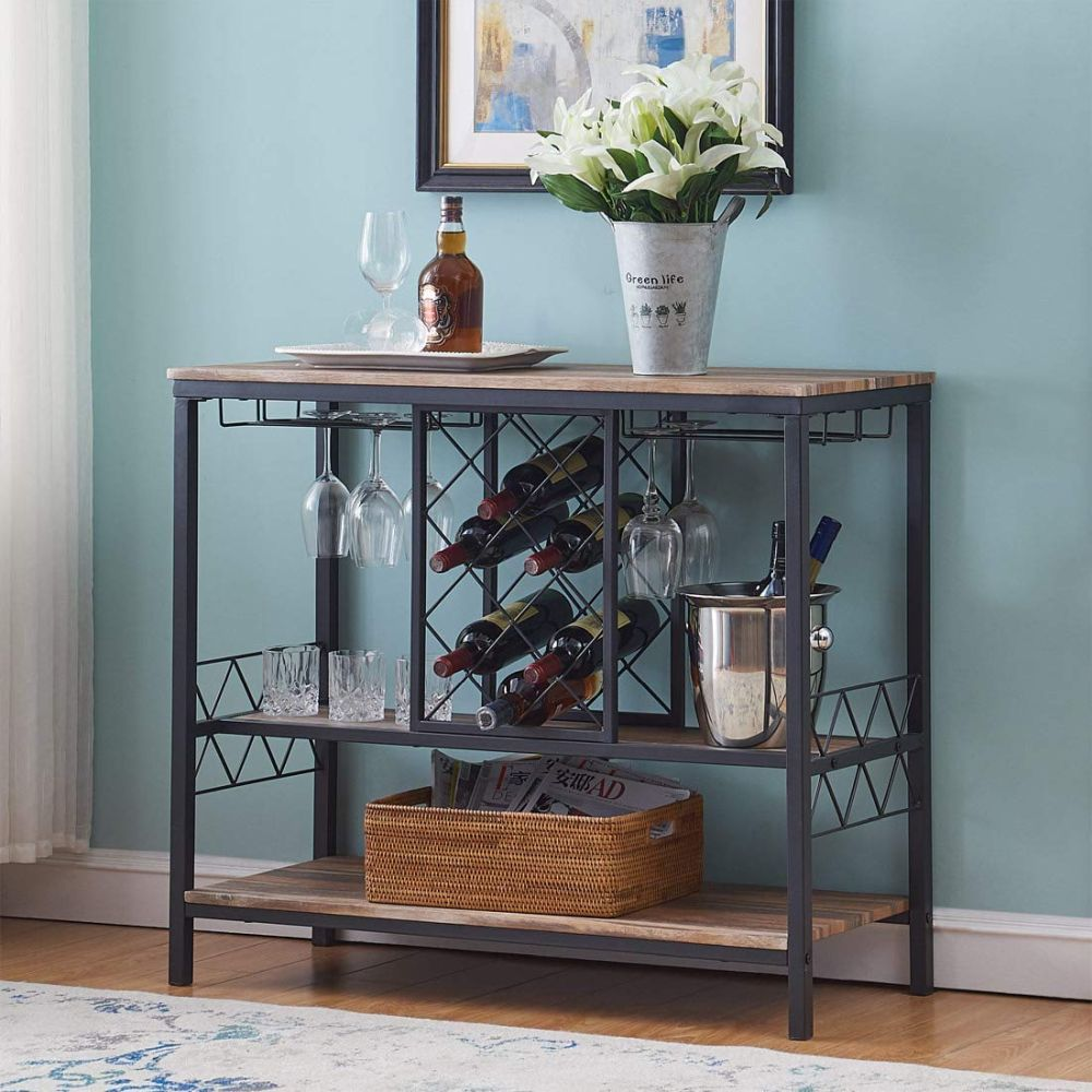 the best wine rack tables for small and