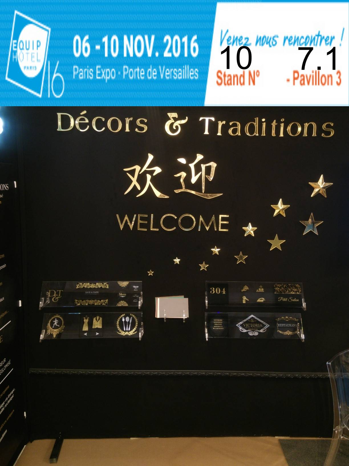 dcors et traditions
