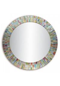 bohemian-rainbow-rhapsody-glass-mosaic-decorative-wall ...