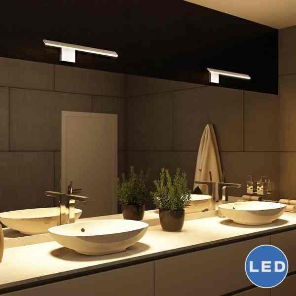 modern led bathroom lighting 7 Simple Bathroom Renovation Ideas for a Successful
