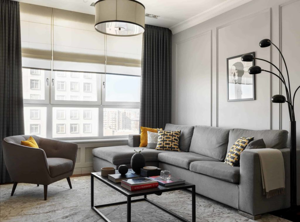 27 Modern Gray Living Room Ideas for a Stylish Home 2021 EDITION