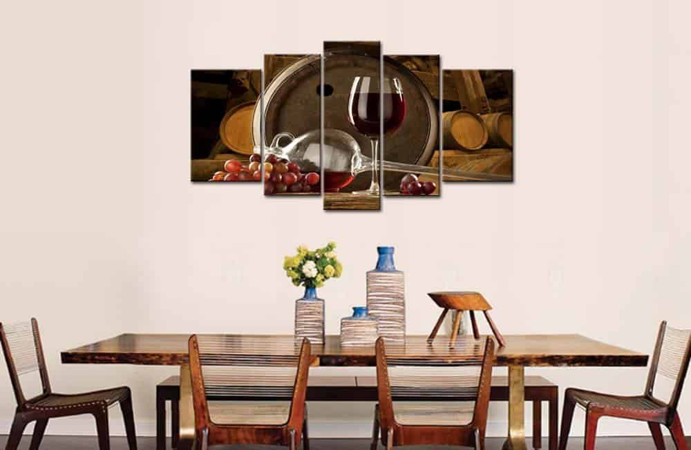 11 Best Wine Home Decor & Wine Kitchen Decor Ideas Decor Snob